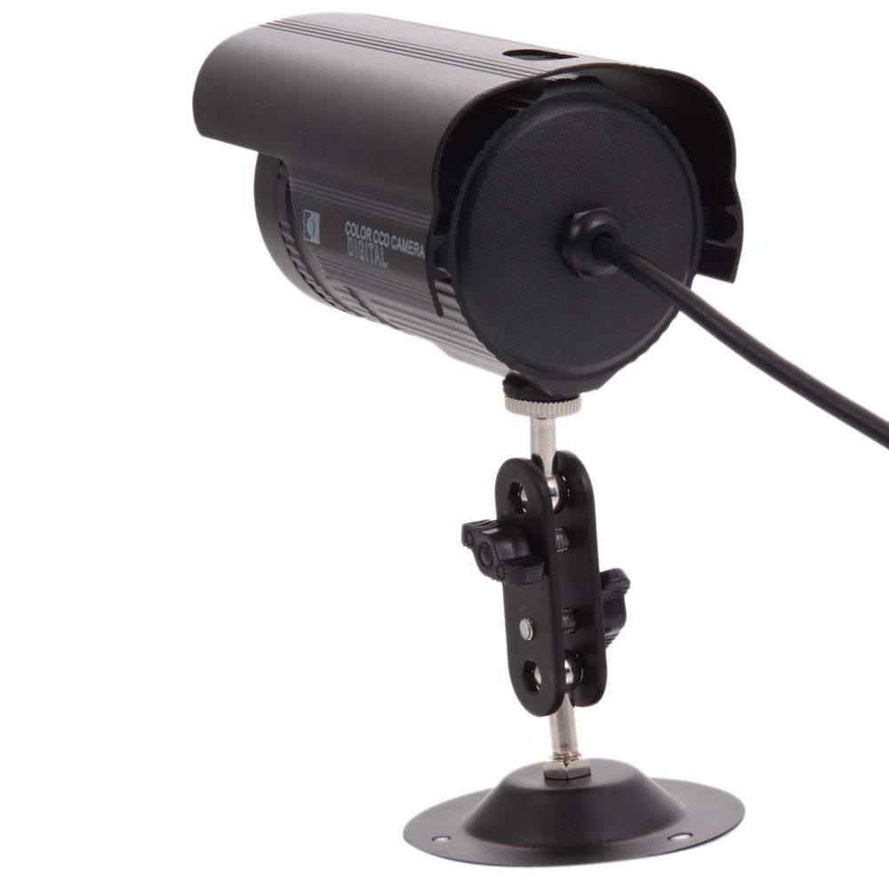 Cameras For Home Exterior: 1200TVL HD Home Outdoor Waterproof CCTV Security Camera IR